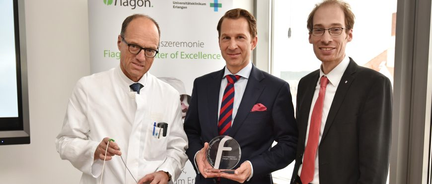 Award for state-of-the-art surgical technology